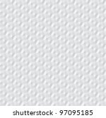 modern geometric 3d background | Shutterstock .eps vector #97095185