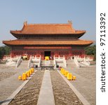 yu ling of eastern qing tomb... | Shutterstock . vector #97113392