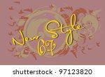 new style   Shutterstock .eps vector #97123820