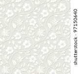 Floral Seamless Background  ...