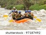 Raft Water White River Sport...