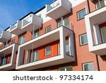 new apartments for sale over... | Shutterstock . vector #97334174