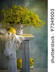 Still Life With Bouquet And...