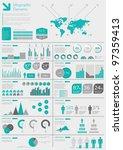 detail infographic vector... | Shutterstock .eps vector #97359413