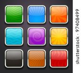 app,app button,app icons,application,background,black,black buton,black button,blue,blue button,bright,brown,button,buttons icons,colorful