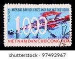 vietnam   circa 1964  a stamp...   Shutterstock . vector #97492967
