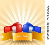 vector sport background   Shutterstock .eps vector #97610522