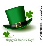 St. Patrick's Day Hat With...