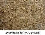 closed up brown mulberry paper... | Shutterstock . vector #97719686