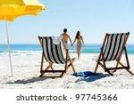Tropical Summer Beach Holiday...