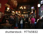 london   may 7  inside view of... | Shutterstock . vector #97765832