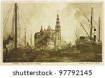Belgium   Circa 1909  A...