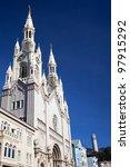 saint peter and paul catholic... | Shutterstock . vector #97915292
