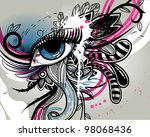 abstract vector illustration of ...