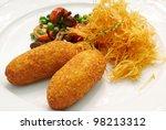 cutlet | Shutterstock . vector #98213312