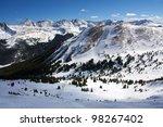summit county  colorado | Shutterstock . vector #98267402