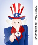 4th Of July Uncle Sam Want You