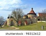 the old castle sch    nenberg... | Shutterstock . vector #98312612