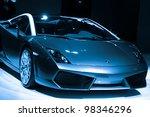 Постер, плакат: Lamborghini Gallardo LP 560 4