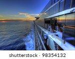 Cruising On A Cruise Ship Early ...