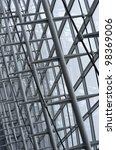 modern architectural... | Shutterstock . vector #98369006