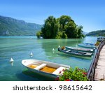 Beautiful View Of The Annecy...