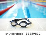 Image Of Swimming Pool And...
