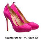 Pair Of Dress Women Shoes...