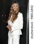 Small photo of Elle MacPherson arriving for the Rodila Beautiful Awards, at the Sanderson Hotel, London. 06/03/2012 Picture By: Steve Vas / Featureflash