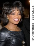 Oprah Winfrey At The 30th...