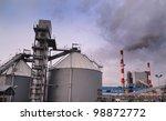industrial landscape | Shutterstock . vector #98872772