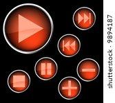 orange vector iconset 02