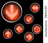 orange vector iconset 06