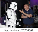 Постер, плакат: Storm Trooper Star Wars