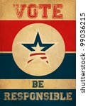 Vote   Presidential Election...