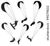 Vector Kitesurfing