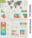 detail infographic vector... | Shutterstock .eps vector #99100406