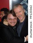 Directors Guillermo Del Toro ...