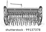 """Seed Drill """"hallensis""""...."""