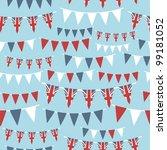 seamless pattern of united... | Shutterstock .eps vector #99181052