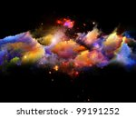 artistic background for use... | Shutterstock . vector #99191252