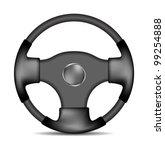 steering wheel | Shutterstock .eps vector #99254888
