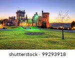 Hdr Of Dromoland Castle During...
