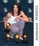 Постер, плакат: Pop superstar MADONNA at