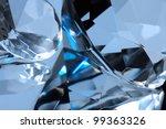 crystals   Shutterstock . vector #99363326