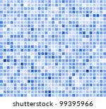 Blue Mosaic  Blue Tiles...