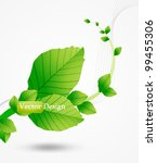 eps10 vector colorful and fresh ... | Shutterstock .eps vector #99455306