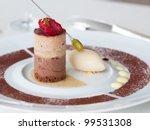 Mousse Au Chocolat With...
