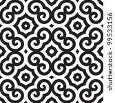 abstract ethnic vector seamless ...   Shutterstock .eps vector #99533156