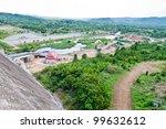 beautiful landscape of... | Shutterstock . vector #99632612